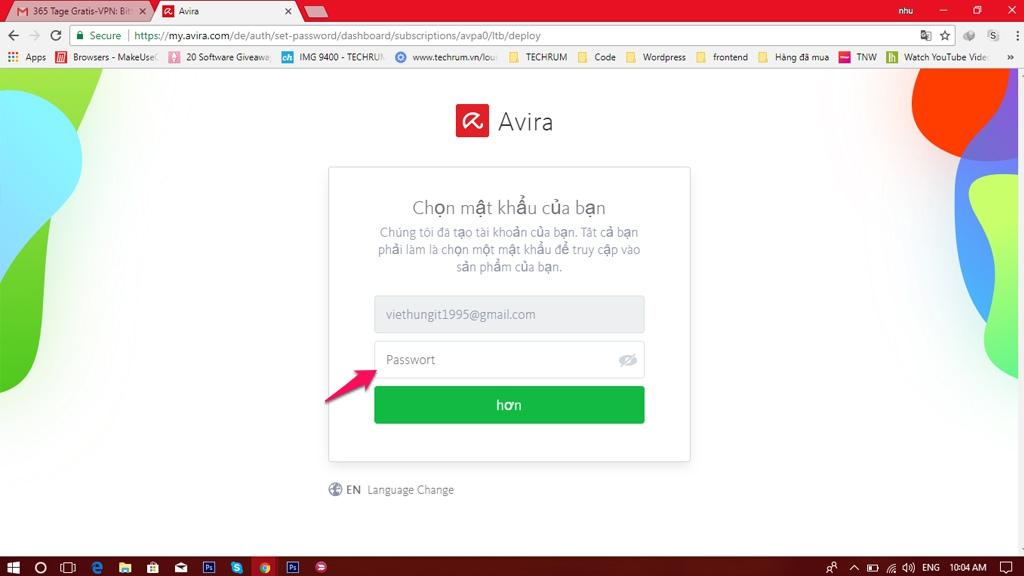 Miễn phí bản quyền 1 năm phần mềm ẩn IP nổi tiếng - Avira Phantom VPN Pro trị giá 60 USD