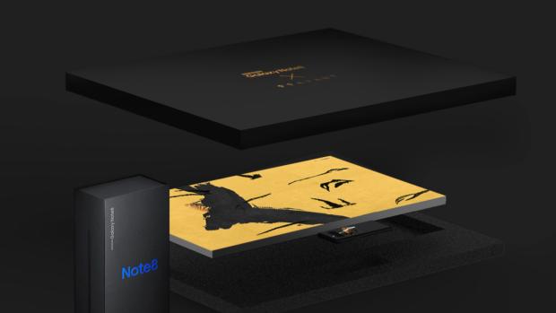 Samsung trình làng phiên bản Galaxy Note 8 X 99 Avant Edition, chỉ bán ra 99 chiếc, giá gấp đôi iPhone X