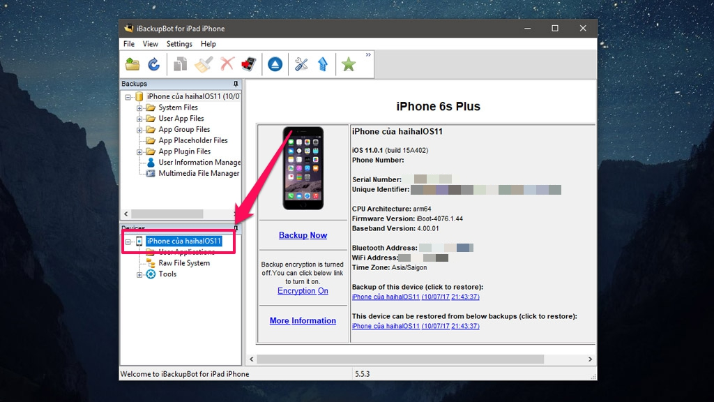 Cách kiểm tra chu kỳ sạc pin và một số thông tin khác trên thiết bị chạy iOS/macOS