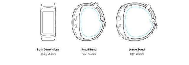 Thiết kế đẹp, chống  nước tới 50m, thoải mái lên rừng xuống biển và tập gym - Chỉ có thể là Gear Fit2 Pro