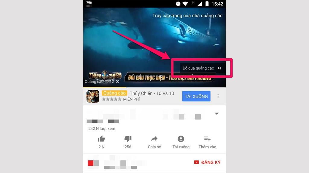 Hướng dẫn tắt âm thanh và tự động bỏ qua quảng cáo trên YouTube hiệu quả mà không cần root máy