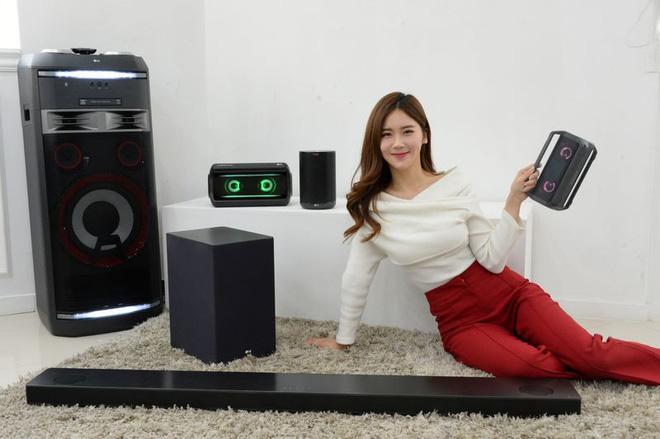 LG tuyên bố bước vào thị trường loa thông minh tích hợp trợ lý ảo với thiết bị loa ThinQ