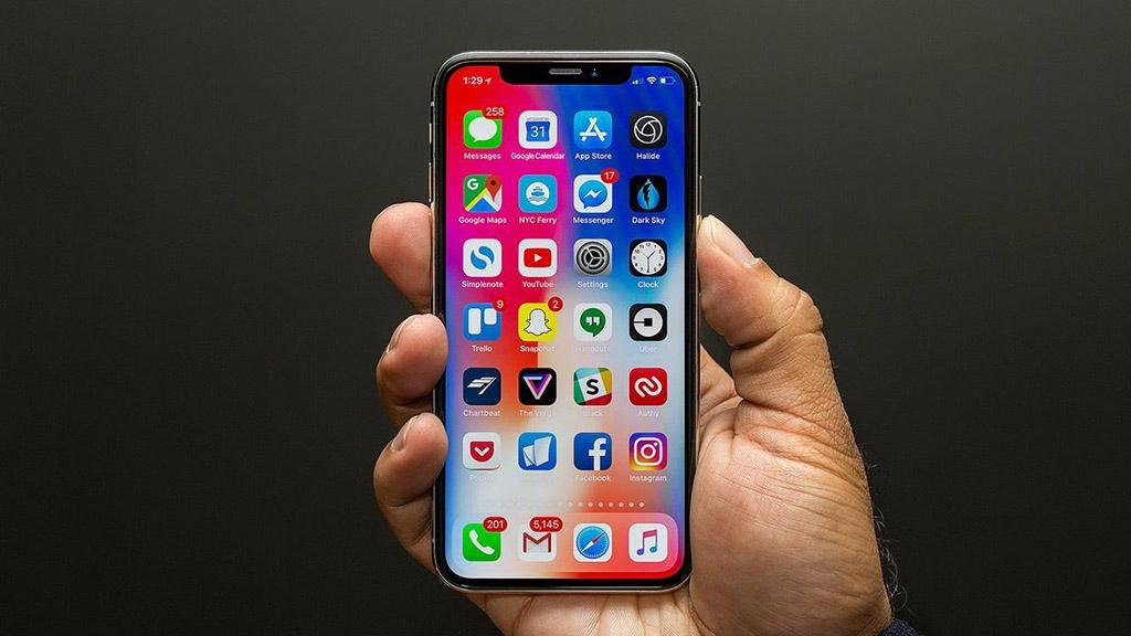 iPhone là dòng smartphone ăn khách nhất thế giới trong năm 2017