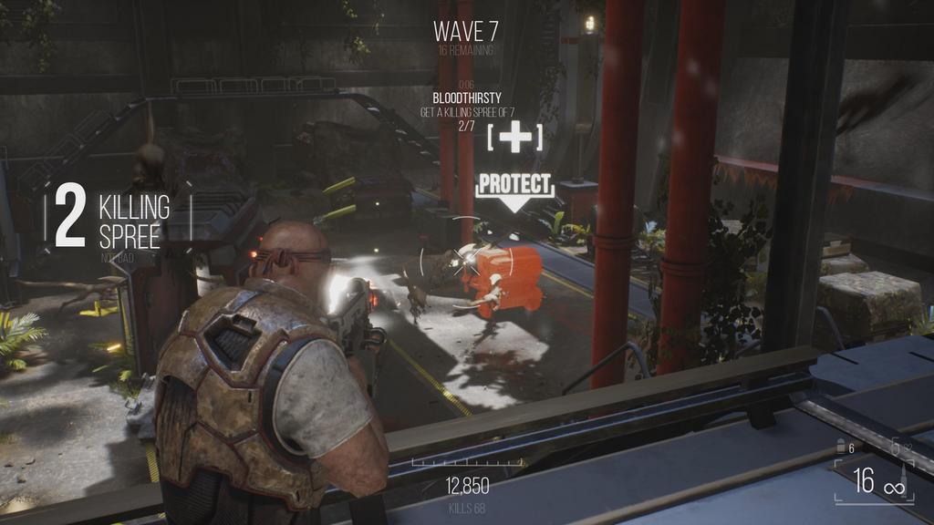 [PC/Free] Contra 2028 - Hồi sinh huyền thoại game 4 nút một thời với phiên bản đồ họa cực đỉnh