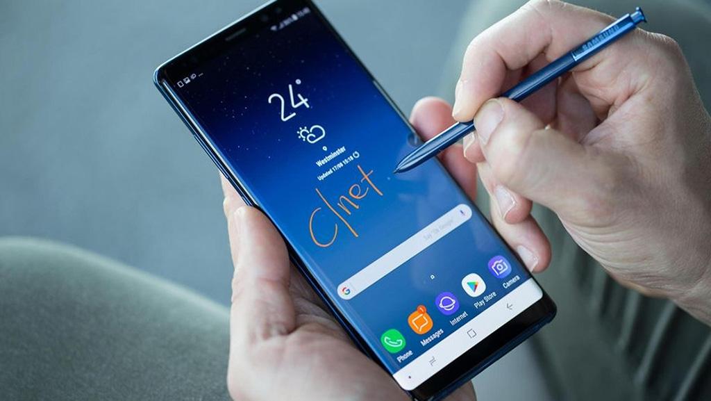 Samsung chính thức phản hồi và bắt đầu điều tra vấn đề pin không nhận sạc trên Galaxy Note 8, Galaxy S8+