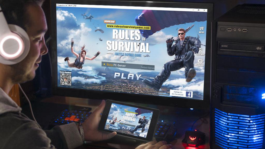 Rules of Survival - Một phiên bản PUBG miễn phí cực hoàn hảo dành cho máy tính cấu hình thấp