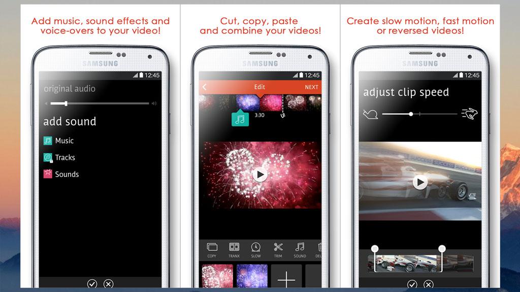 10 ứng dụng biên tập và chỉnh sửa video tốt nhất trên Android