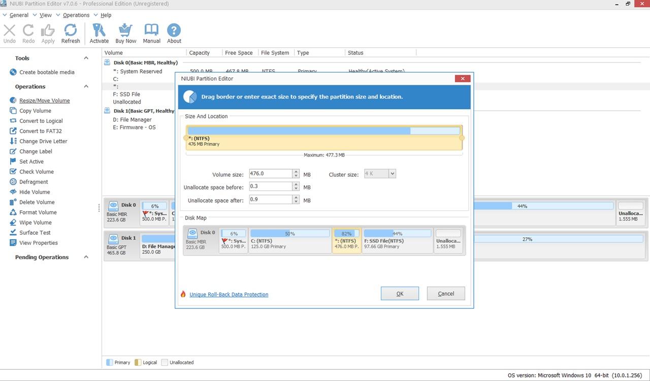 Mời tải về phần mềm quản lý phân vùng cho máy tính trị giá gần 1 triệu đang được miễn phí trọn đời