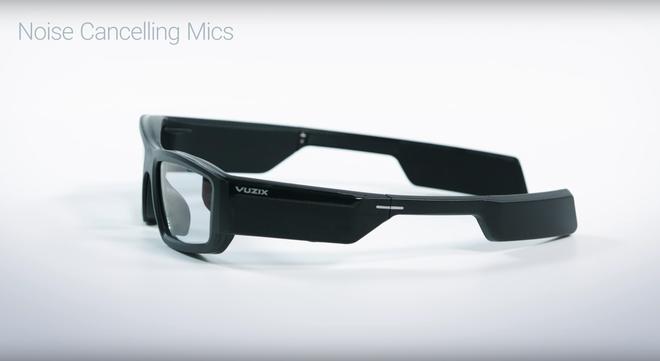 [CES 2018] - Giá tuy hơi chát, nhưng cặp kính AR thông minh tích hợp trợ lý ảo Alexa của Vuzix sẽ giúp bạn  thay đổi cái nhìn về thế giới