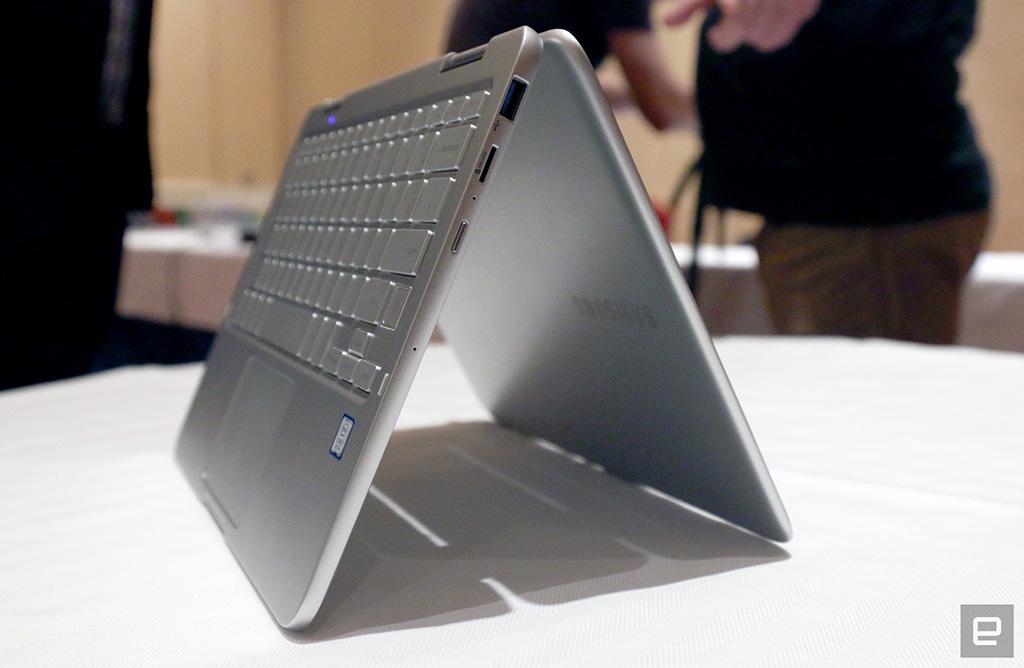 [CES 2018] Cận cảnh  Samsung Notebook 9 Pen: sự kết hợp giữa laptop và dòng Galaxy Note