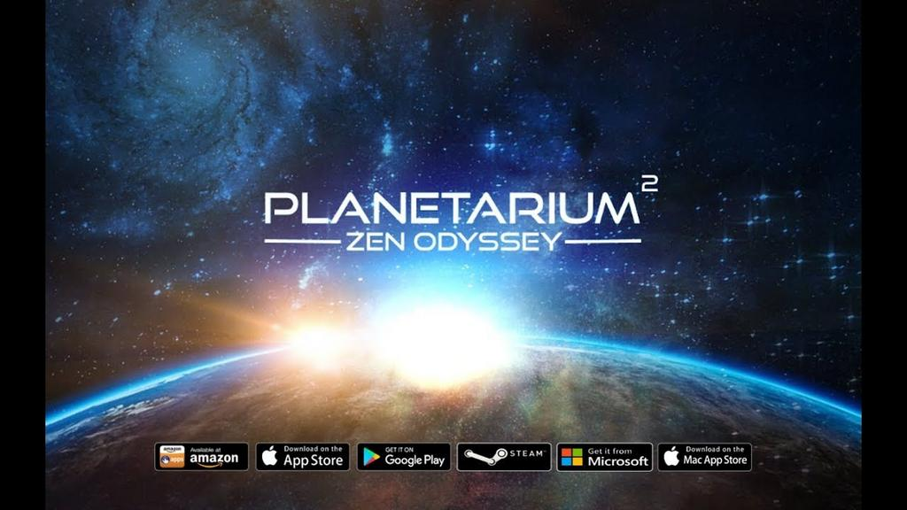 Planetarium 2 Zen Odyssey: Game miễn phí trên mobile cho phép bạn khám phá vũ trụ bao la