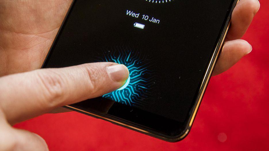[CES 2018] Vivo trình làng smartphone đầu tiên trên thế giới trang bị cảm biến vân tay dưới màn hình