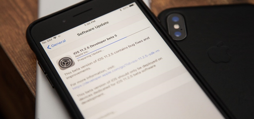 Apple tiếp tục phát hành iOS 11.2.5 Beta 5 để sửa lỗi và cải thiện hiệu năng