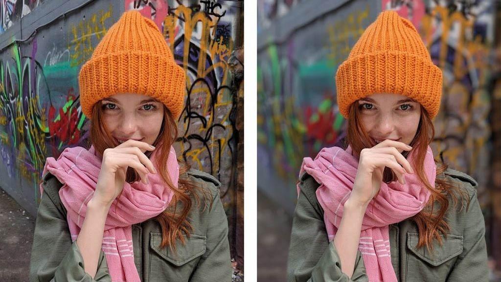 Hướng dẫn chụp ảnh xoá phông ảo diệu trên smartphone không có camera kép, sử dụng Android 7.0