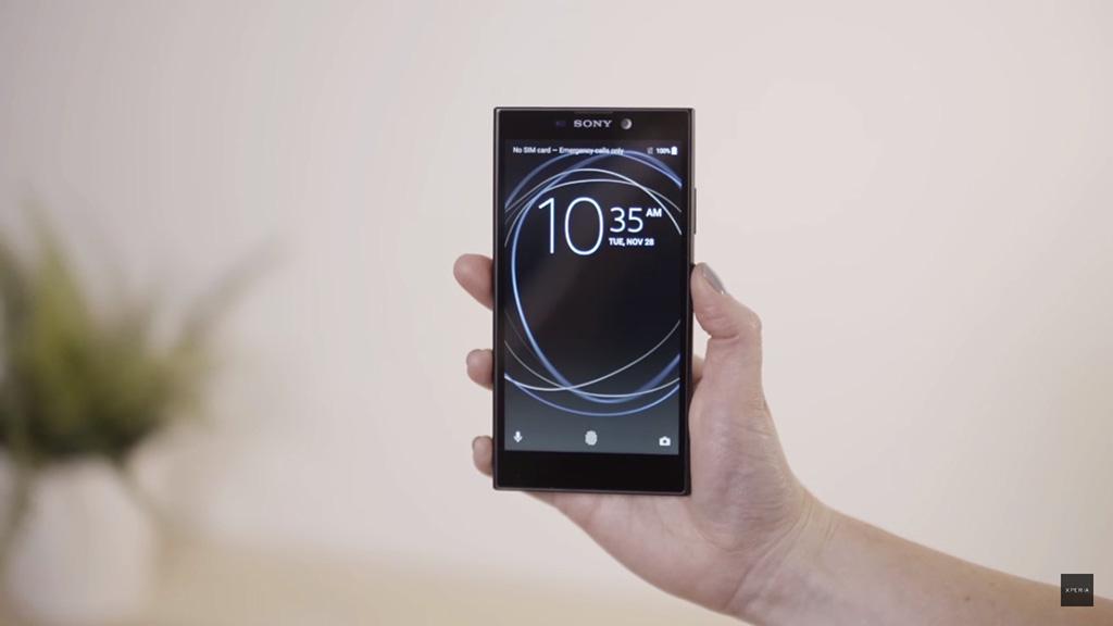 Video trên tay bộ ba Xperia XA2 và XA2 Ultra, Xperia L2 do chính Sony đăng tải