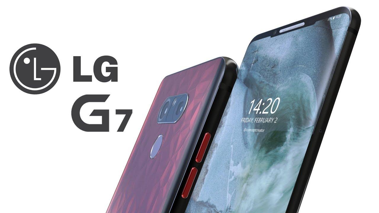 Rò rỉ cấu hình LG G7 với màn hình OLED, Snapdragon 845, 6 GB RAM, 4 camera
