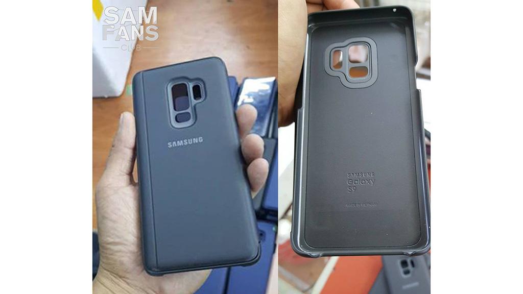 Samsung Galaxy S9, S9+ tiếp tục lộ diện qua ảnh trên tay ốp lưng, render và video