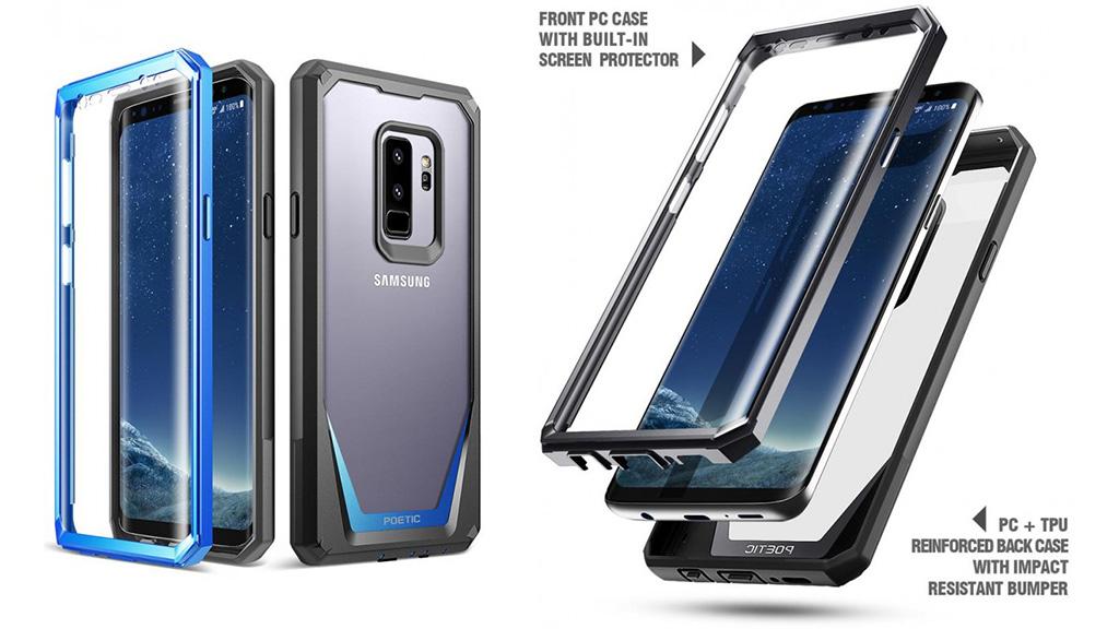 Galaxy S9/S9+ tiếp tục lộ diện qua ảnh trên tay ốp lưng,  render và video
