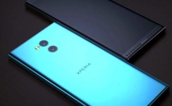 Lộ diện bản vẽ của Sony Xperia XZ Pro với màn hình OLED 4K 18:9, loa stereo và vị trí đặt camera kép mới lạ