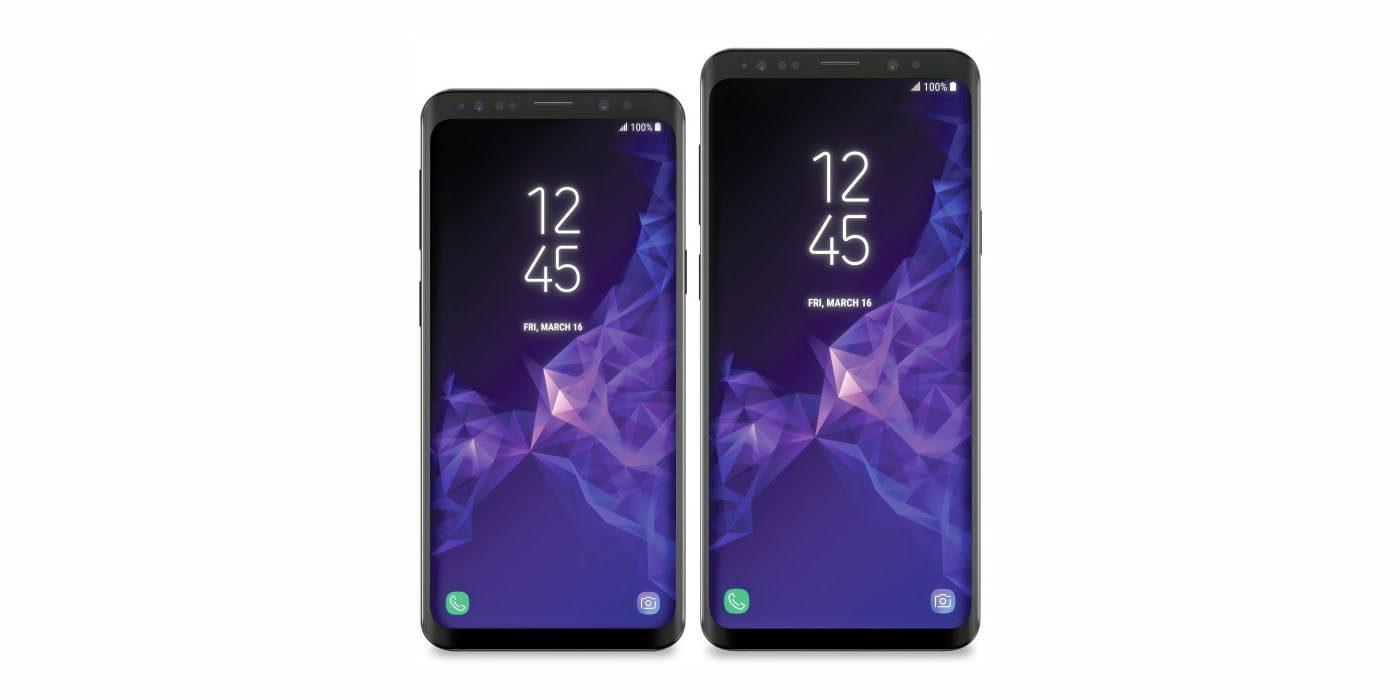 Chia sẻ hình nền mặc định của Samsung Galaxy S9/S9 Plus, mời anh em tải về
