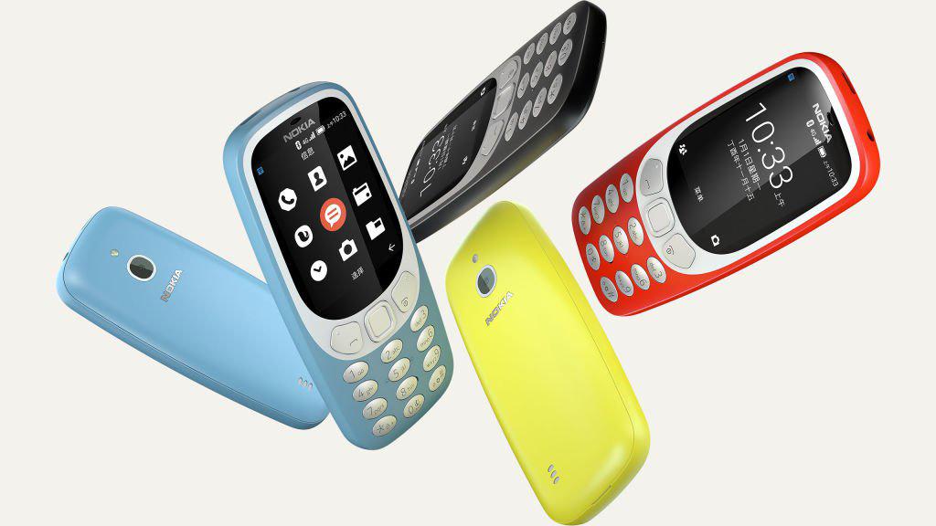 HMD Gobal ra mắt Nokia 3310 phiên bản 4G chạy Yun OS dựa trên Android, có Wi-Fi