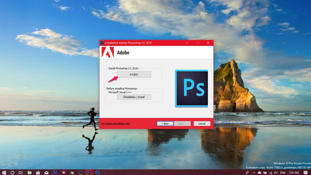 Hướng dẫn tải và cài đặt Photoshop CC 19.1- Tách nền bằng 1 click với trí tuệ     nhân tạo