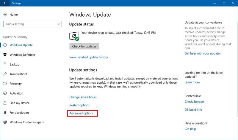 Hướng dẫn vô hiệu hoá tính năng chia sẻ cập nhật làm chiếm băng thông trên Windows 10 Fall Creators