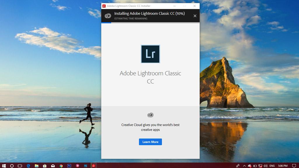 Hướng dẫn tải và cài đặt Lightroom Classic CC  version 7.1 - Cải tiến tính năng và tốc độ xử lý vượt trội