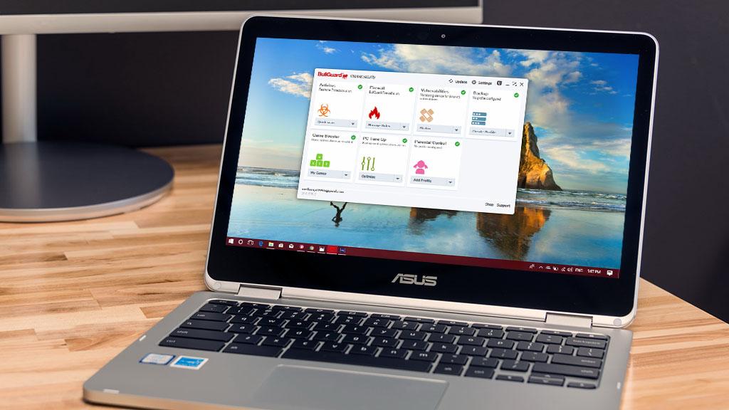 BullGuard Internet Security: Phần mềm diệt virus nổi tiếng đang miễn phí bản quyền 1 năm trị giá 60 USD