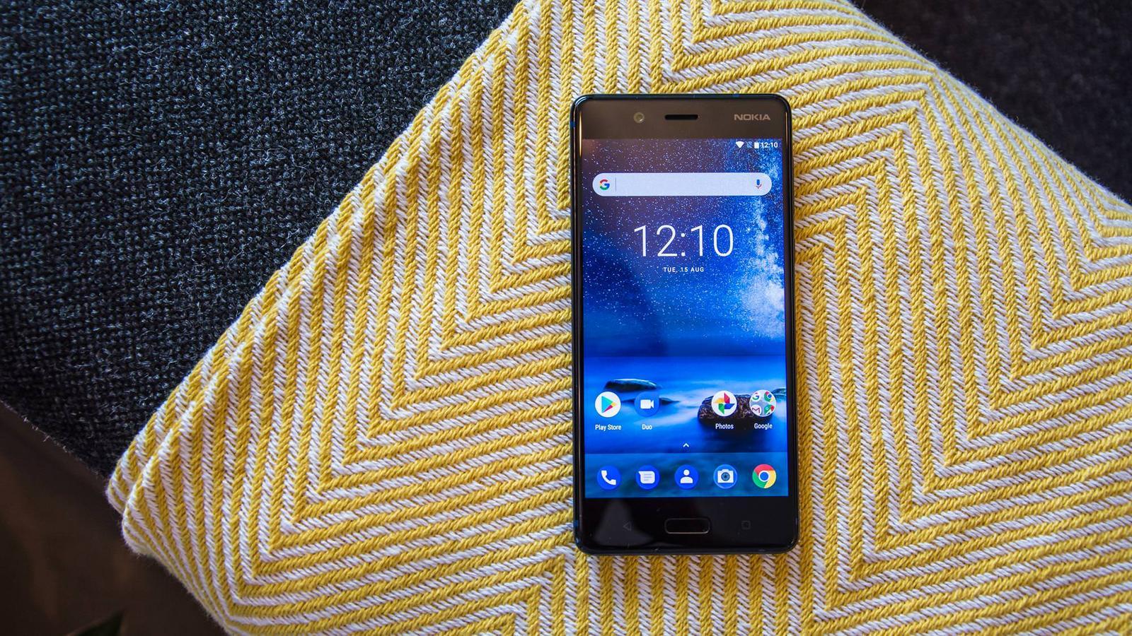 Nokia 8 Sirocco cao cấp sẽ được HMD Global ra mắt tại sự kiện MWC 2018