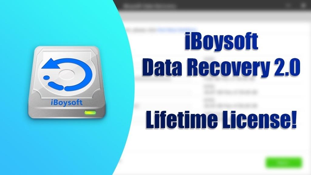 iBoysoft Data Recovery Professional: Phần mềm khôi phục dữ liệu trên Windows, Mac đang miễn phí bản quyêng trọn đời, trị giá 69,95 USD