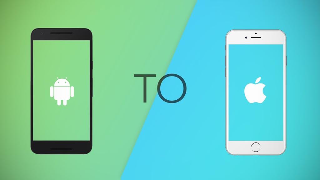 Hướng dẫn chuyển danh bạ từ điện thoại Android sang iPhone đơn giản bằng cách sau