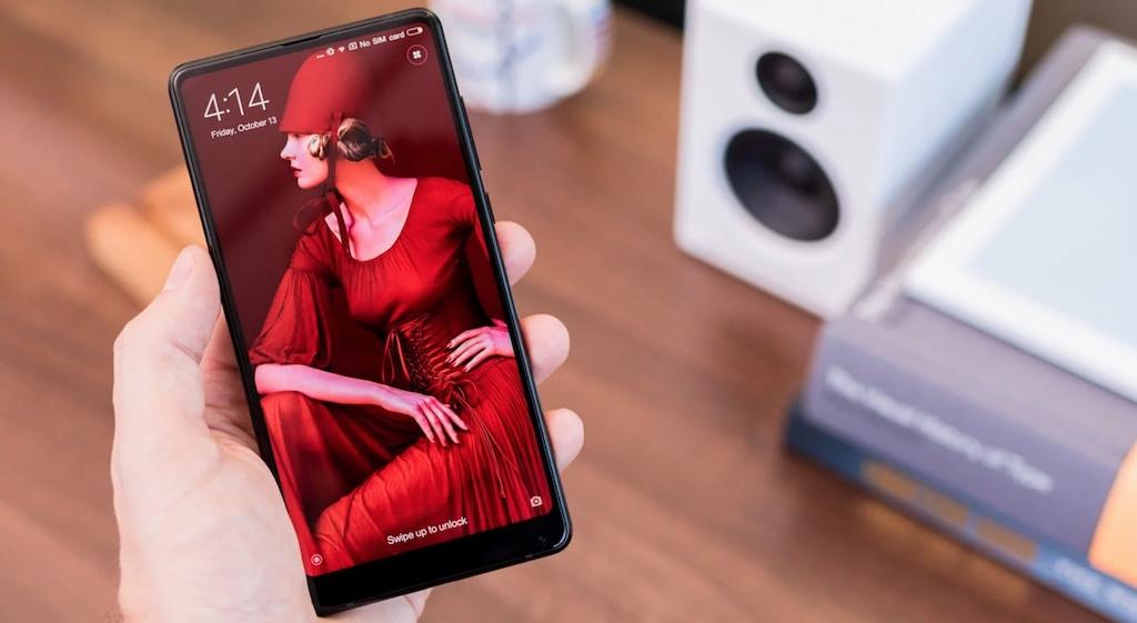 Xiaomi Mi Mix 2S lộ điểm hiệu năng ấn tượng trên AnTuTu