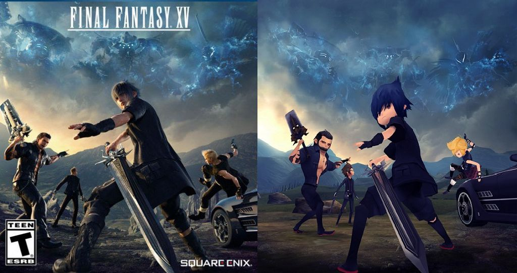 Chia sẻ bản Full mở khóa toàn bộ chapter của Final Fantasy XV Pocket Edition trên Android