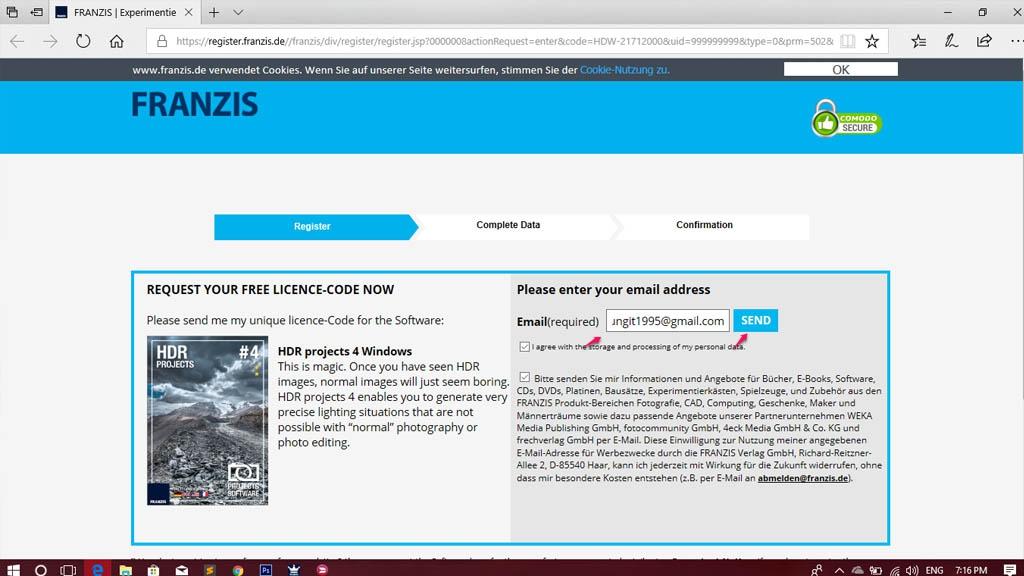 HDR Projects 4: Phần mềm xử lý ảnh HDR chuyên nghiệp trị giá 99 USD, đang miễn phí bản quyền trong thời gian ngắn