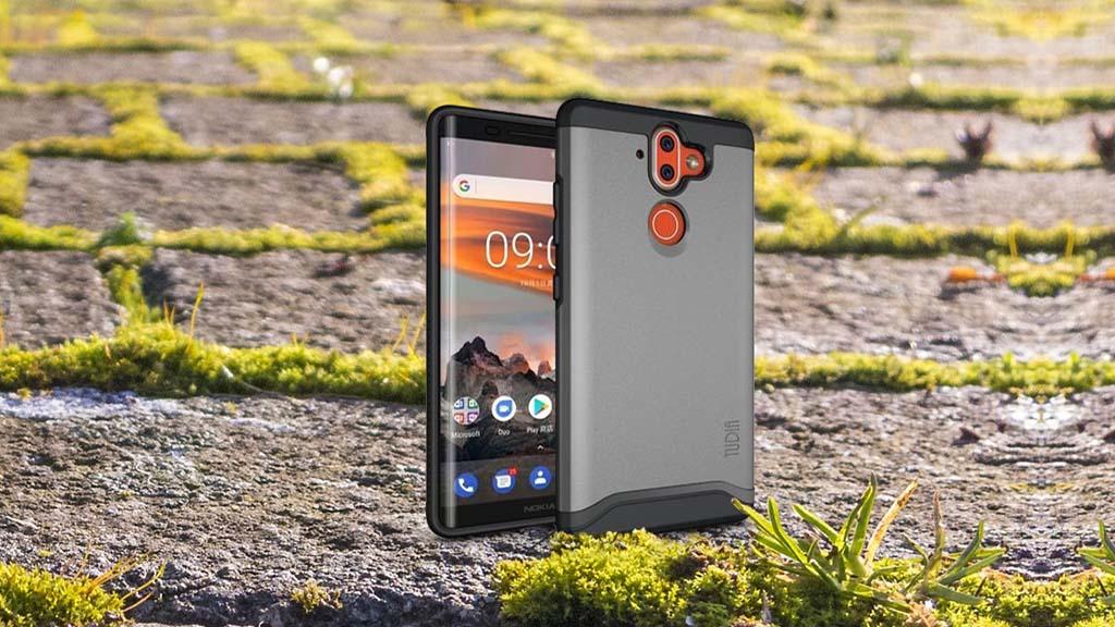 Nokia 9 lại tiếp tục rò rỉ thiết kế thông qua nhà sản xuất phụ kiện trước sự kiện MWC 2018