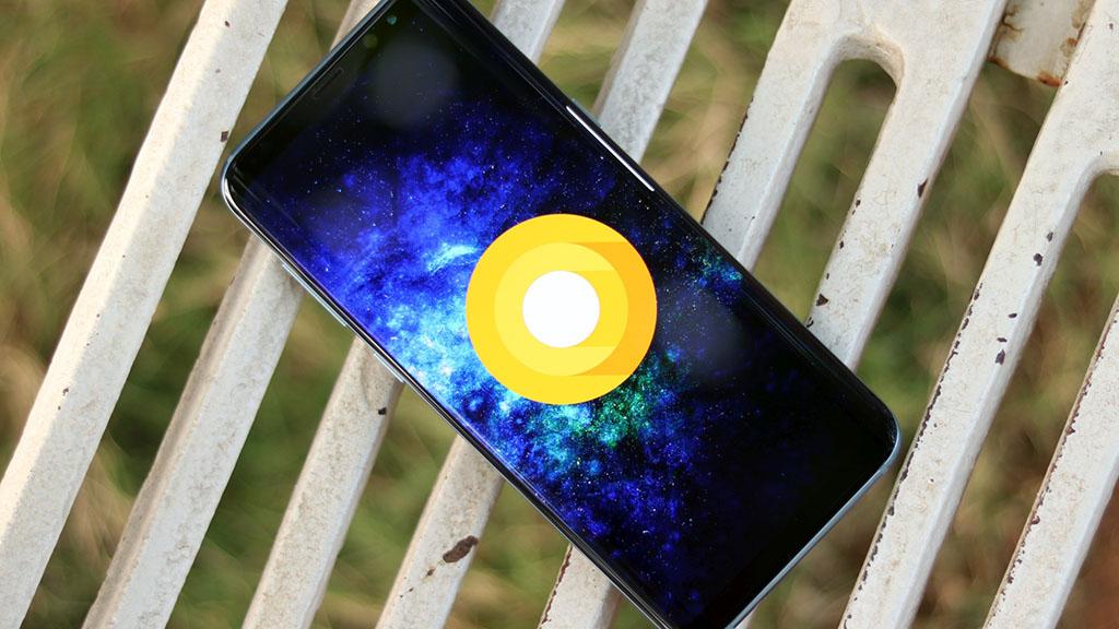 Samsung tiếp tục phát hành bản cập nhật Android 8 Oreo cho bộ đôi Galaxy S8 và S8 Plus