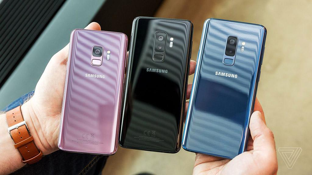 Cùng xem hình ảnh cận cảnh bộ đôi Samsung Galaxy S9, S9 Plus: Thay đổi nhỏ về thiết kế, nâng cấp lớn về camera và AI