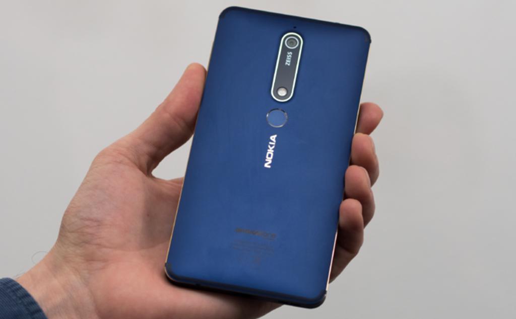 [MWC 2018] Cận cảnh Nokia 6 2018 với nhiều thay đổi thiết kế và nâng cấp chip xử lý