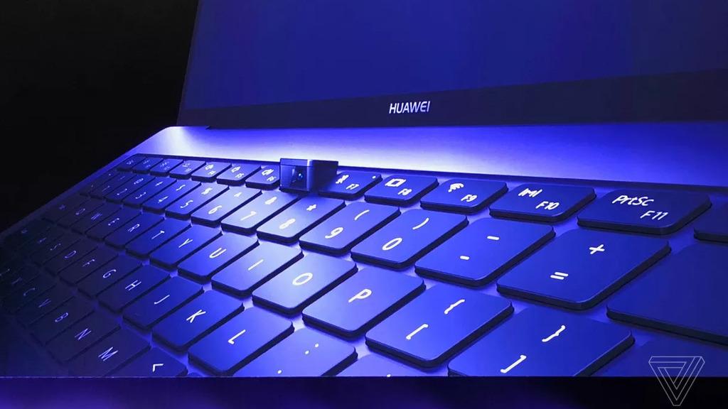 [MWC 2018] Huawei ra mắt MateBook X Pro, chiếc laptop siêu mỏng với webcam ẩn dưới bàn phím