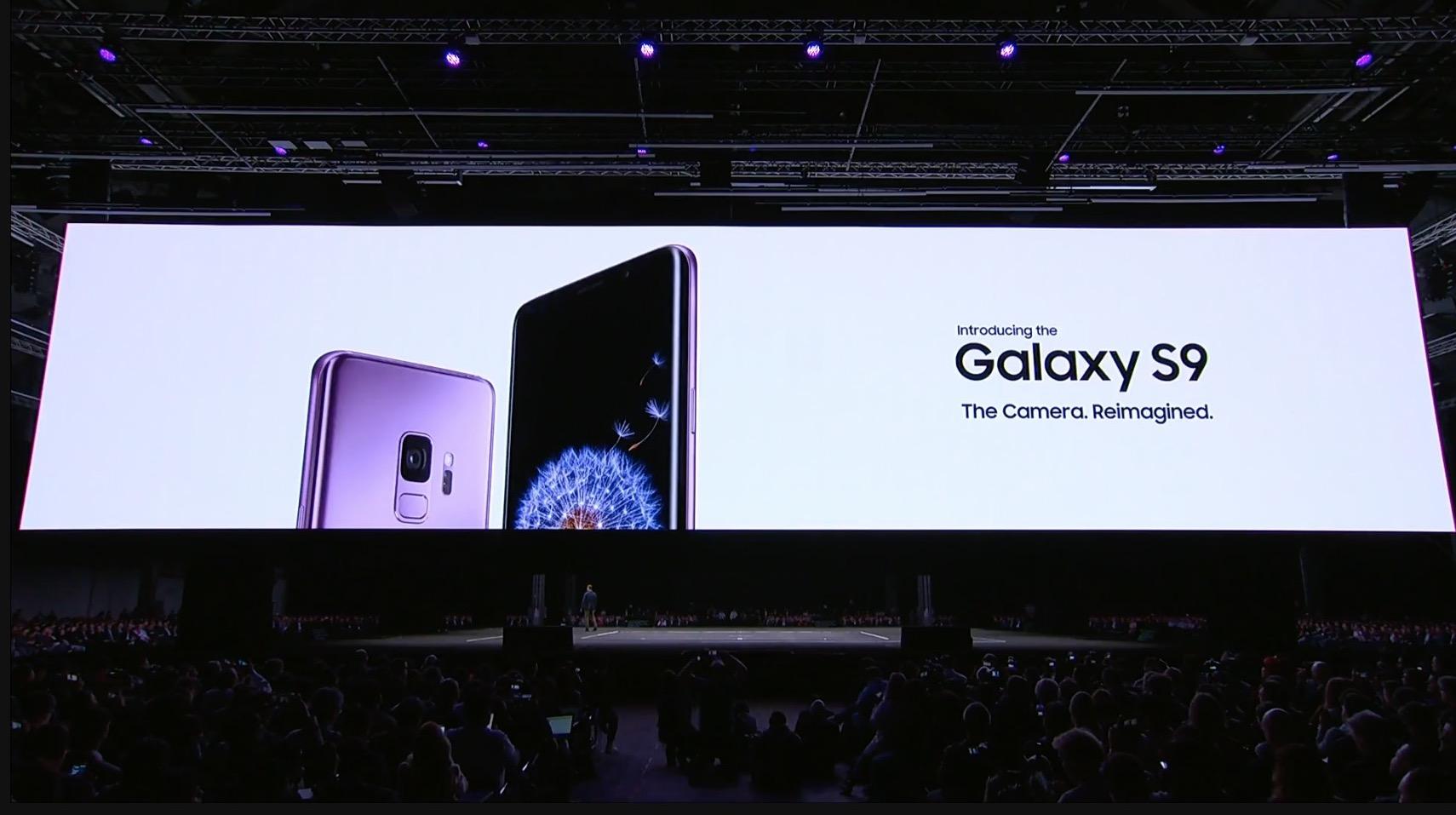 Samsung chính thức giới thiệu bộ đôi Galaxy S9 và S9 Plus, nâng cấp mạnh về camera và AI, giá từ 16.300.000 VNĐ