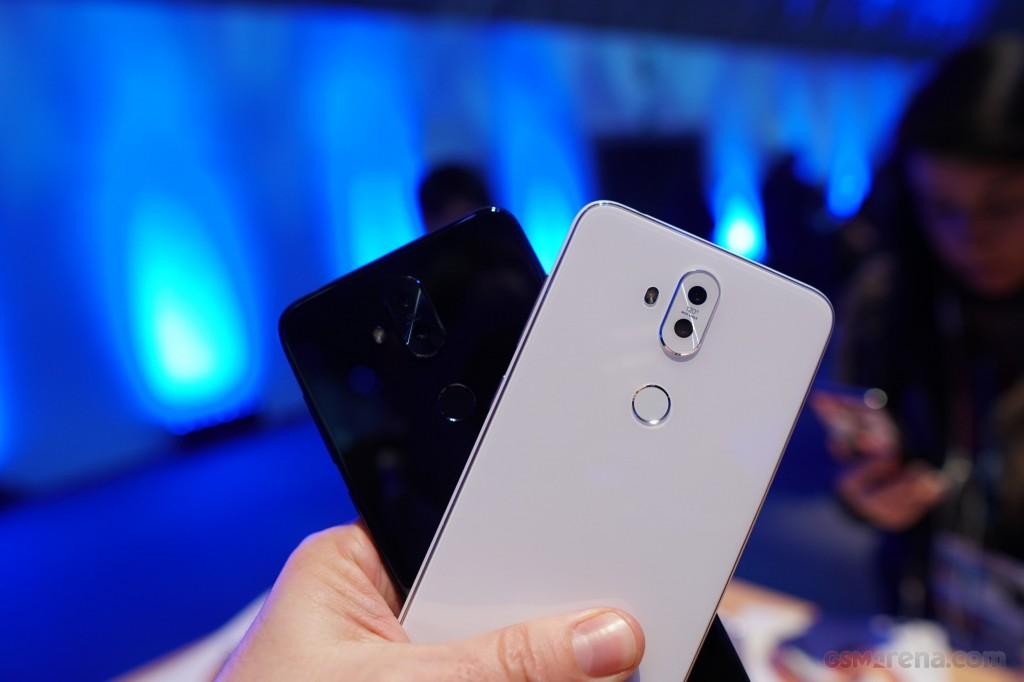 [MWC 2018] ASUS ra mắt ZenFone 5 Lite với màn hình 6 inch 18:9, 4 camera, Snapdragon 630