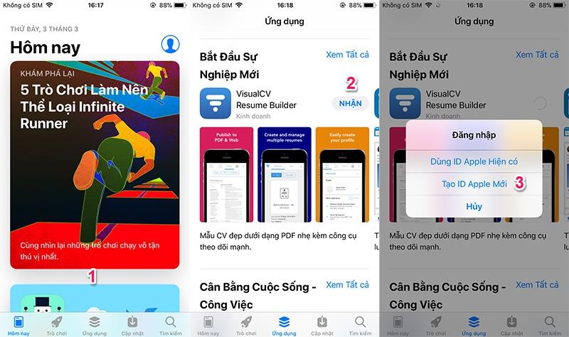 [iOS] Hướng dẫn tạo  ID Apple Nhật Bản không cần xác minh hình thức thanh toán cách mới nhất