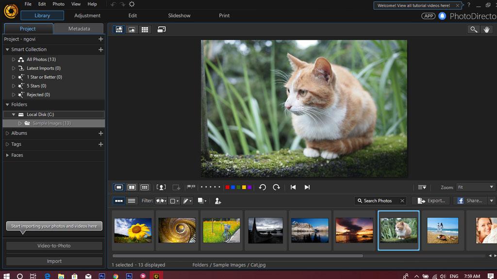 Nhanh tay nhận miễn   phí phần mềm chỉnh sửa ảnh chuyên dụng CyberLink PhotoDirector 8 Deluxe trị giá 60 USD