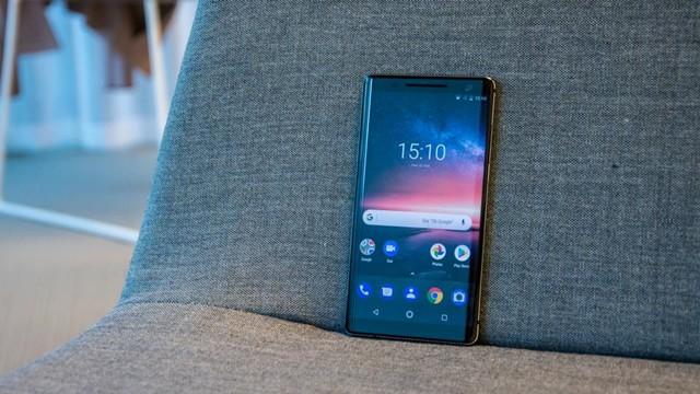 Chia sẻ bộ ảnh nền mặt định trên điện thoại Nokia 8 Sirocco, anh em tải về trải nghiệm nhé