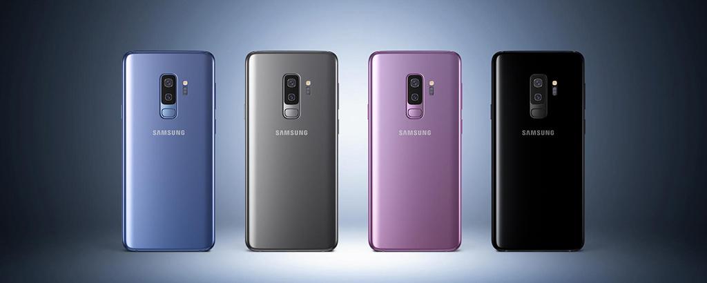 Samsung ra mắt Galaxy S9 và Galaxy A8 phiên bản đặc biệt Enterprise Edition