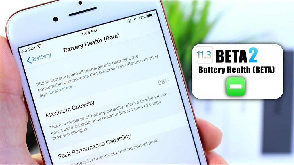Hướng dẫn cập nhật iOS 11.3 Beta 4 để sửa lỗi màn hình bị đen khi mở camera từ màn hình khóa