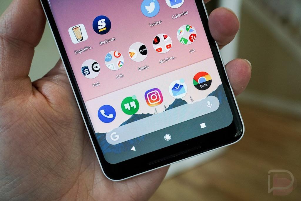 Hướng dẫn tải và cài đặt Pixel Launcher Android P cho các máy khác