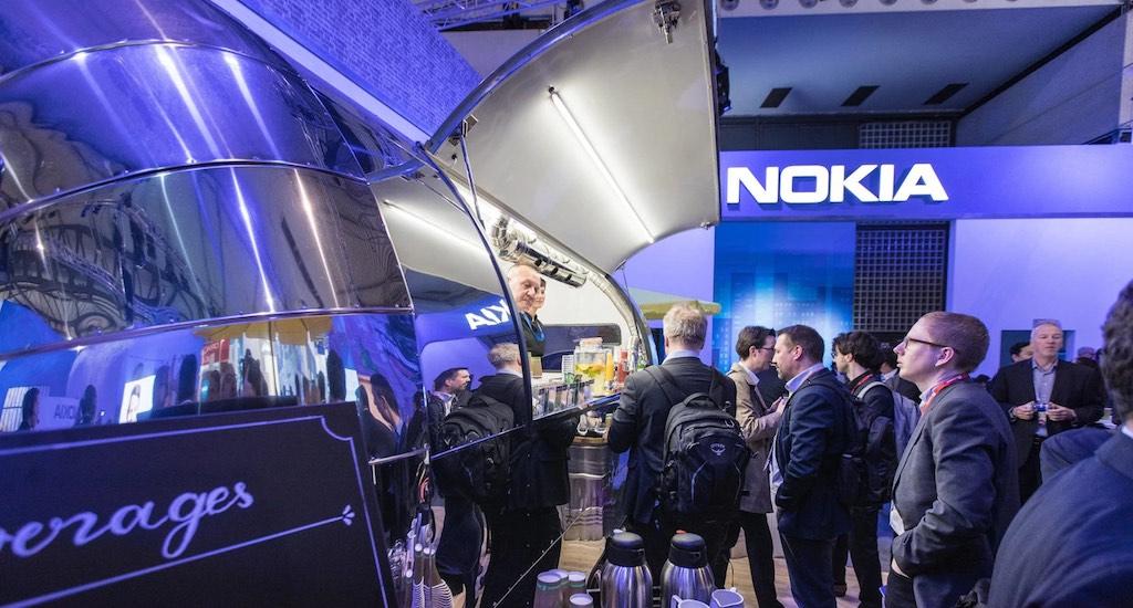 Nokia ra mắt các phần tử mạng sẵn sàng cho 5G tại triển lãm Di động Thế giới MWC 2018