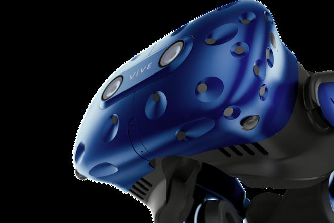HTC ra mắt máy thực tế ảo Vive Pro giá 799 USD, giảm giá Vive đời đầu xuống 499 USD